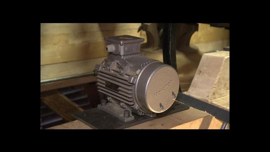 Video Nové plzeňské zvony už mají pohon