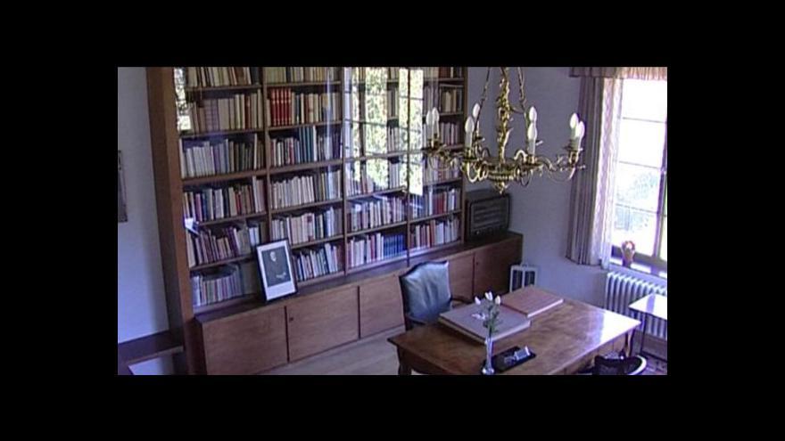 Video Výstava o Haně Benešové