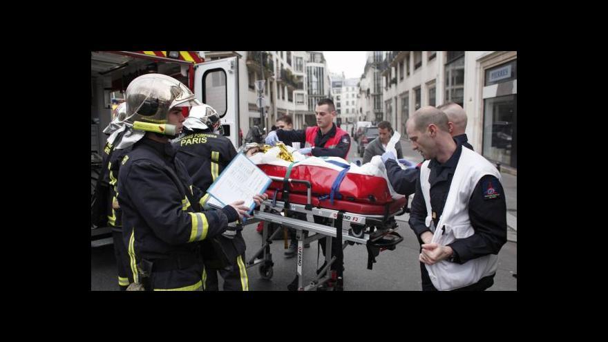 Video Teror v Paříži – hlavní fakta a ohlasy