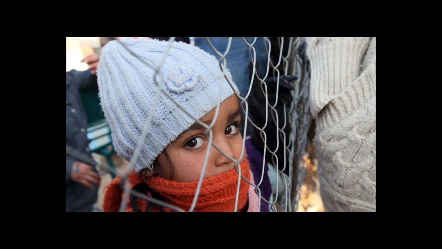 Video Spolupracovník ČRo: Maďarsko je pro uprchlíky přestupní stanice
