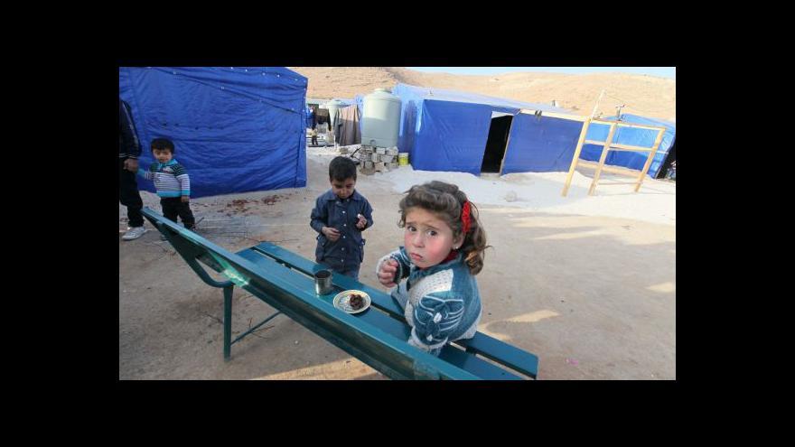 Video Novinářka Spencerová o životě obyčejných Syřanů a uprchlíků