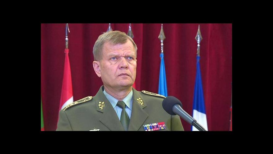 Video Bečvář bude novým náčelníkem armády