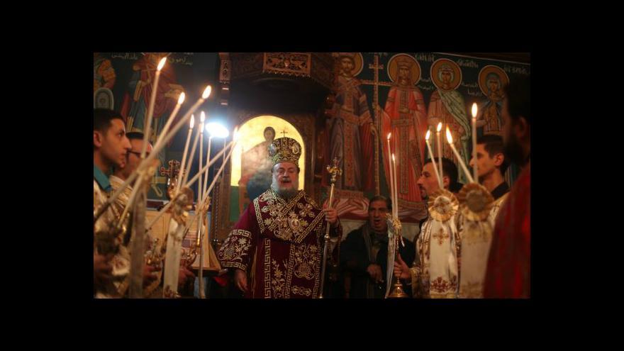 Video Pravoslavní po celém světě slaví Vánoce