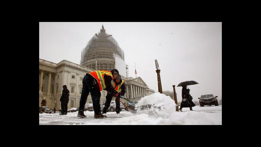 Video Boehner zůstává v čele Sněmovny reprezentantů