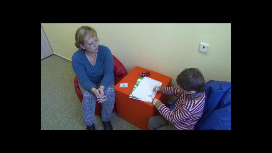 Video Výslechová místnost policie v Jindřichově Hradci
