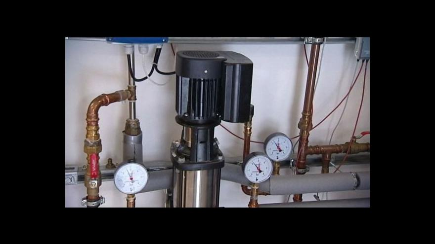 Video Ostravští vědci testují ukládání tepla v zemi