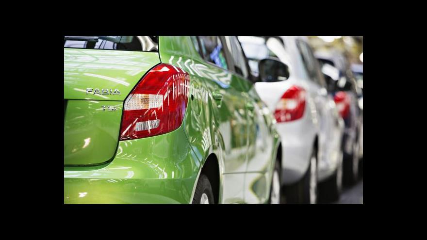 Video Prodejci aut měli loni v Česku žně