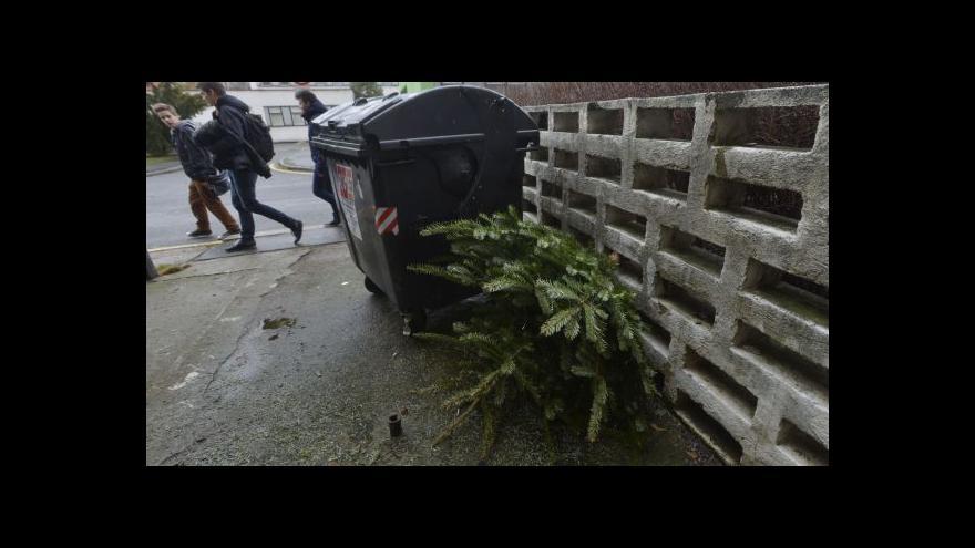 Video Stromky lze nosit i do sběrných dvorů či kompostáren