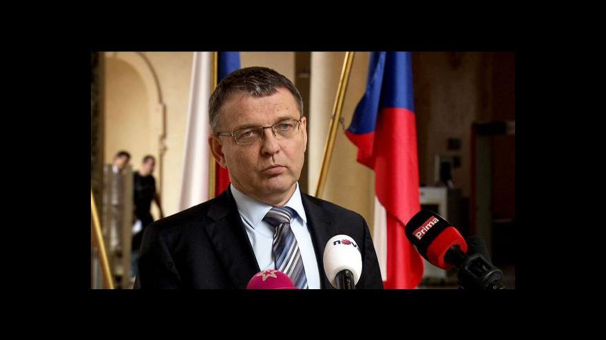 Video Zaorálek: Orientace Česka na Západ je jasně daná