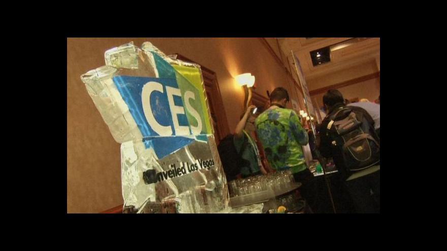 Video CES 2015 začíná