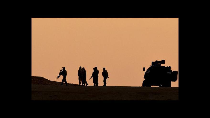 Video Události: Islámský stát drží už jen pětinu Kobani