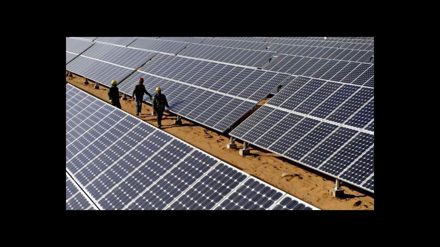 Video NKÚ: Podpora obnovitelných zdrojů bude stát přes bilion