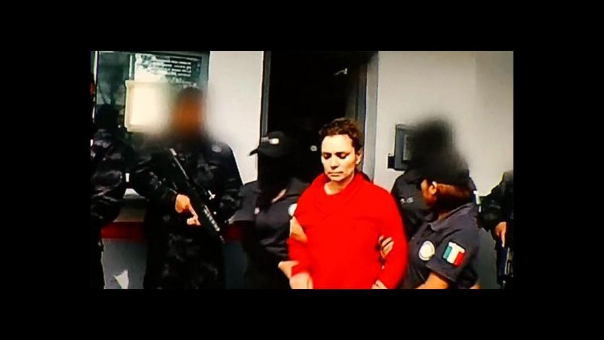 Video Ženu obviněnou z únosu studentů poslal soud za mříže