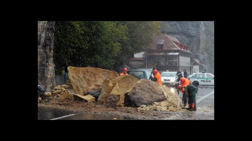 Video Skálu majitel lesa zabezpečit nemusí, tvrdí zákon