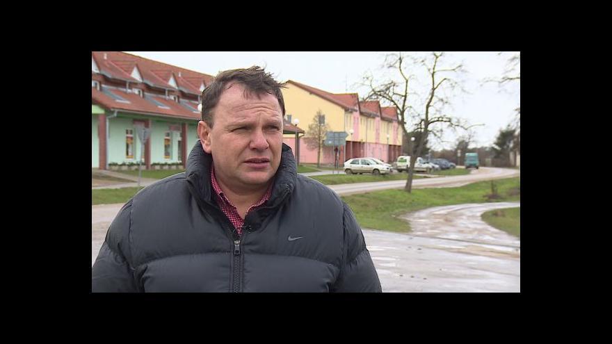 Video O bioplynové stanici hovoří starosta Božic Karel Hala (nez.)