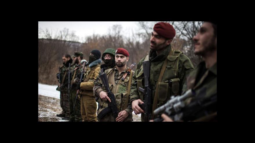 Video Horizont: Diplomaté jednali v Berlíně kvůli ukrajinské krizi