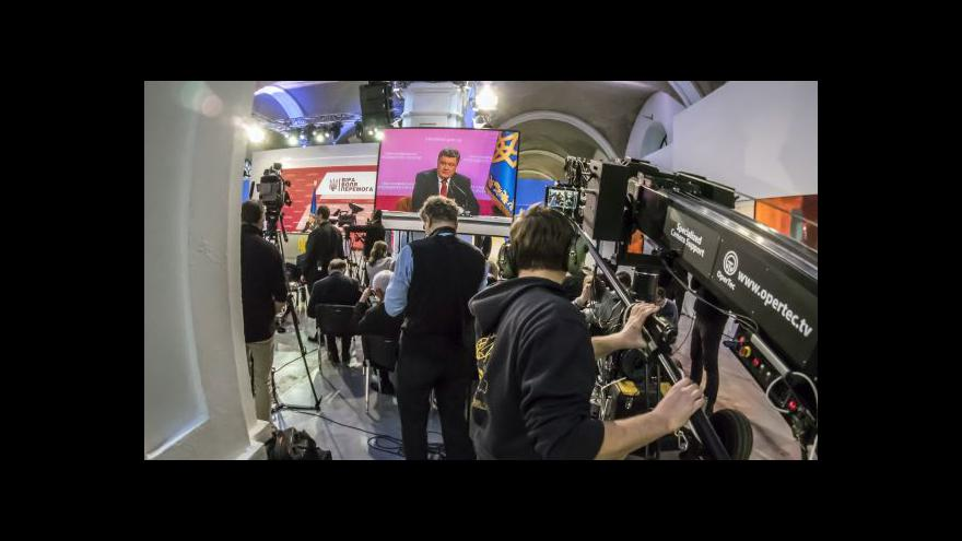 Video Marek Příhoda k chystanému summitu o Ukrajině