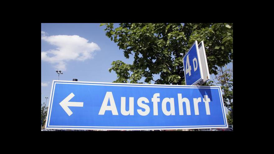 Video Události o změnách na silnicích v zahraničí