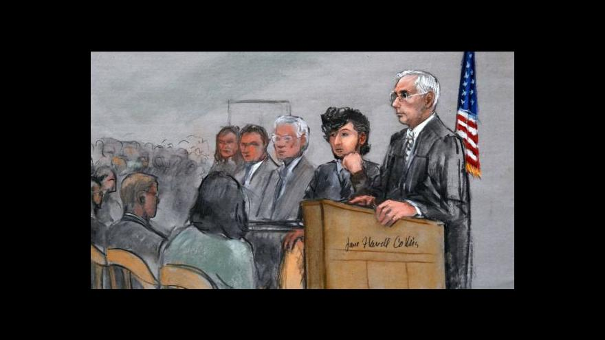 Video Soud s Carnajevem začal výběrem poroty