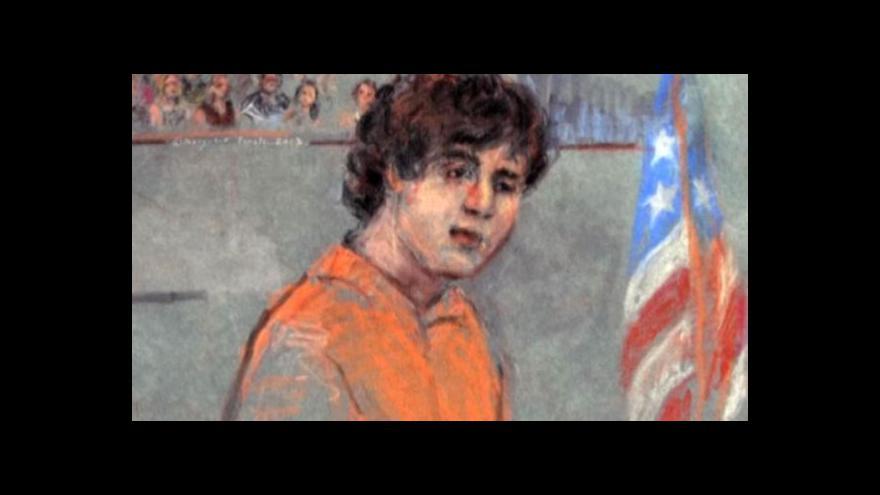 Video Zpravodaj ČT: Carnajevovi hrozí trest smrti