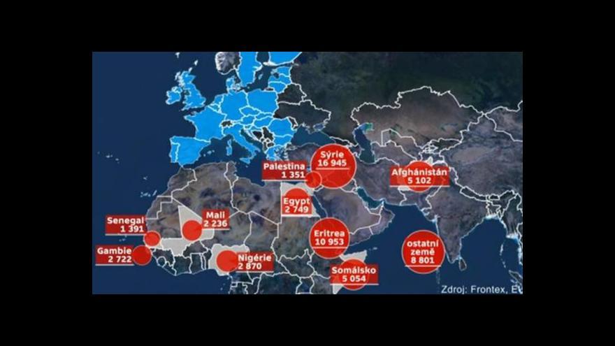 Video OVM: Keller a Radičová o uprchlících do Evropy