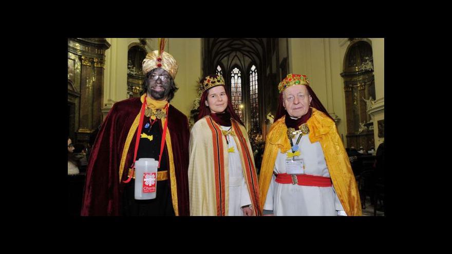 Video Tři králové si získali důvěru, posledně vybrali kolem 80 milionů korun