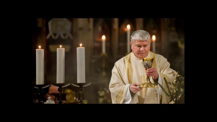 Video Katedrála sv. Víta vzpomínala na Olgu Havlovou