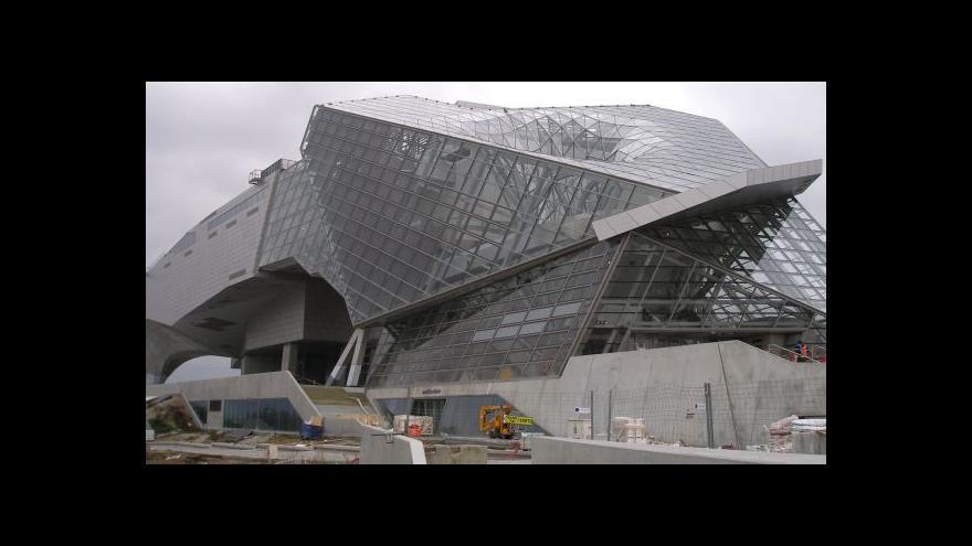 Video Lyon se pyšní novým muzeem