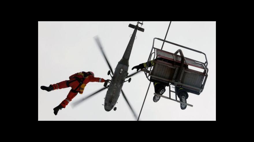 Video S lyžařskou sezonou přibude práce Horské službě