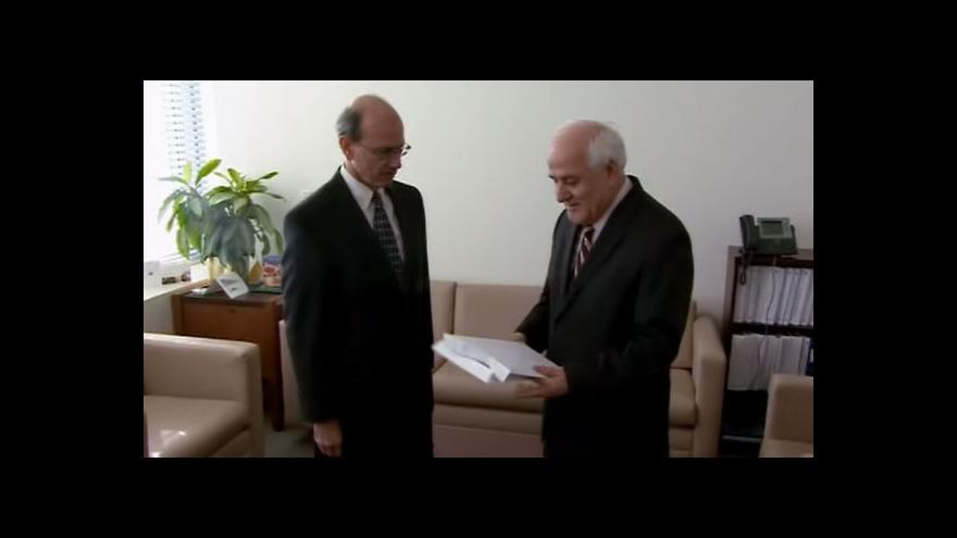 Video Palestina žádá o začlenění do jurisdikce ICC