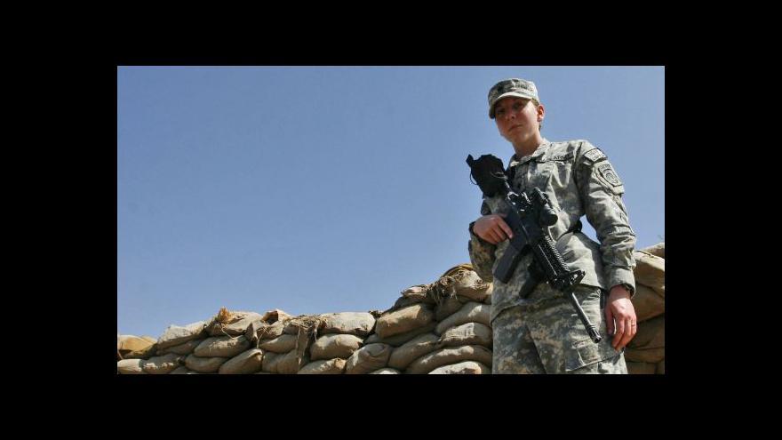 Video Reportáž: Americká armáda pustí ženy do boje