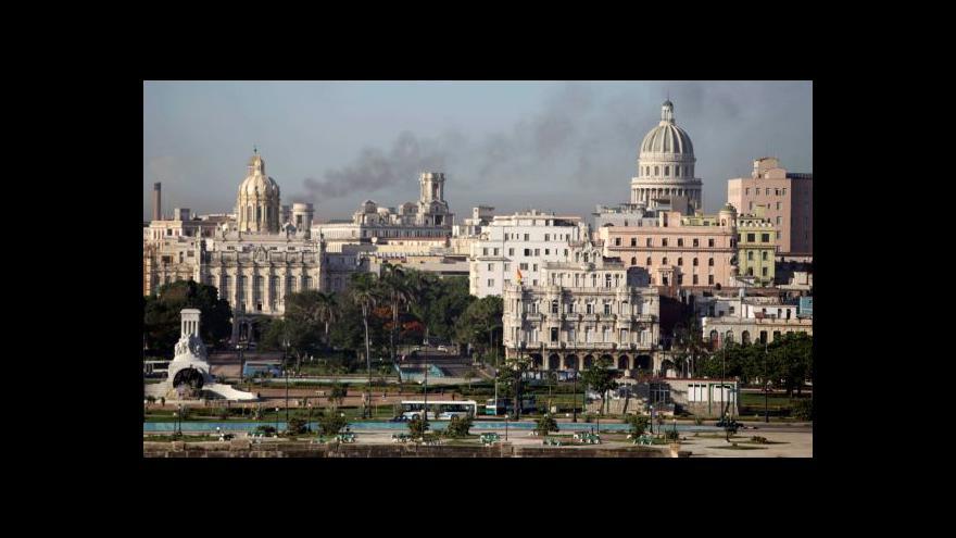 Video Havana láká stále víc turistů. Na úkor památek?