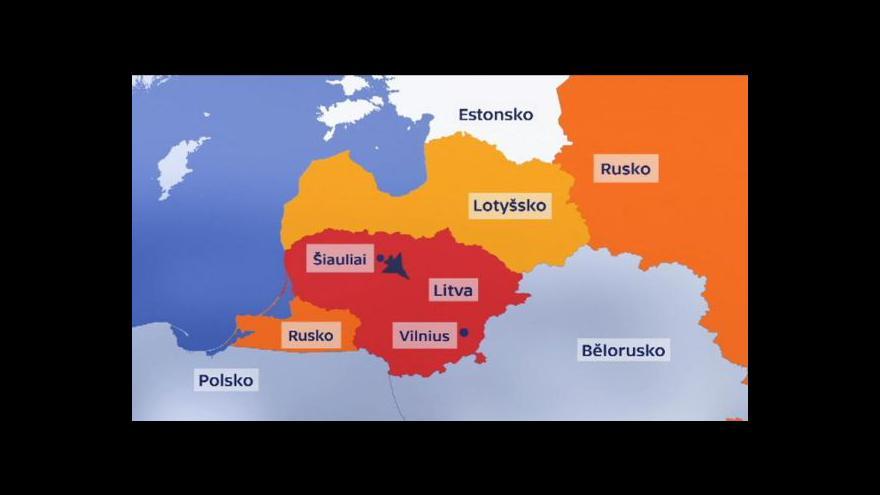 Video Litva odhalila špiony, nejspíše ruské