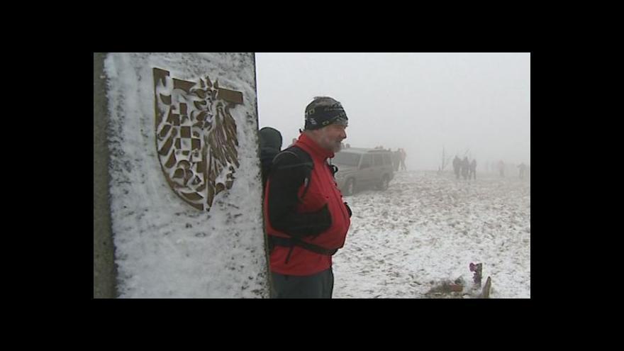 Video Reportáž: Česko-slovenský silvestr na Velké Javořině