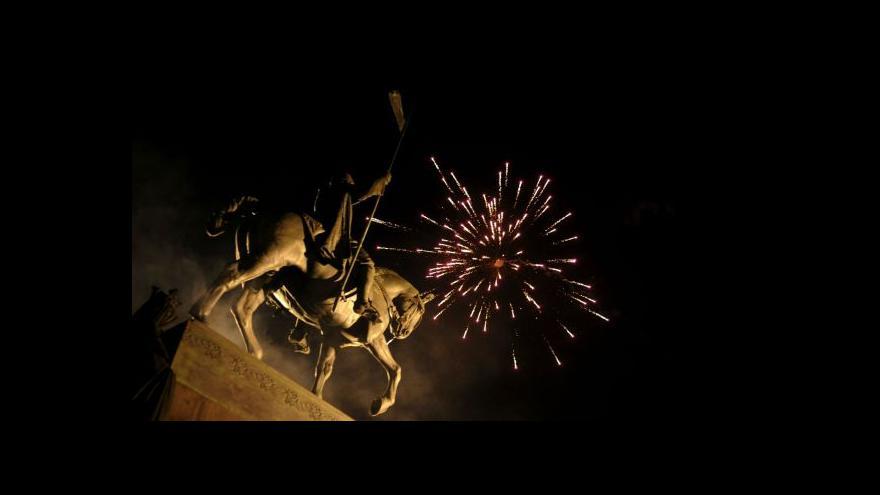 Video Reportáž: Praha se připravuje na silvestrovskou noc