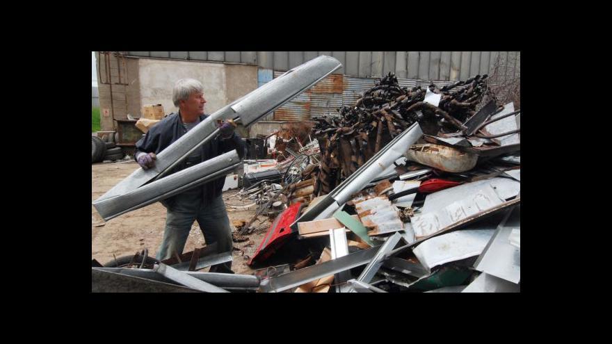 Video Výkup kovů čekají změny