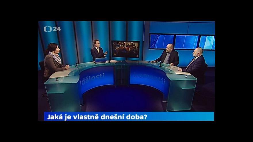 Video Tomáš Halík: Češi jsou k politice skeptičtí
