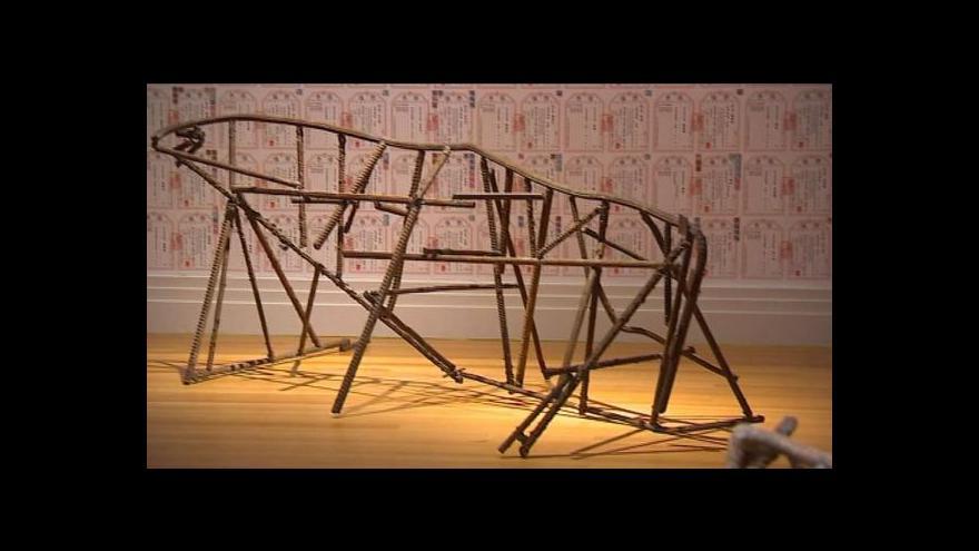 """Video """"Důkaz"""" - Berlín hostí největší výstavu Aj Wej-weje"""