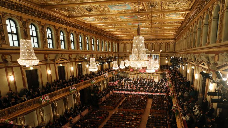 Video ŽIVĚ: Novoroční koncert Vídeňských filharmoniků