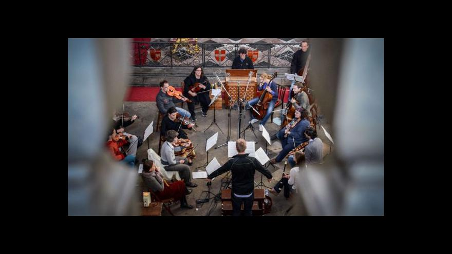 """Video Collegium Marianum """"objevilo"""" vánoční skladby J. A. Sehlinga"""