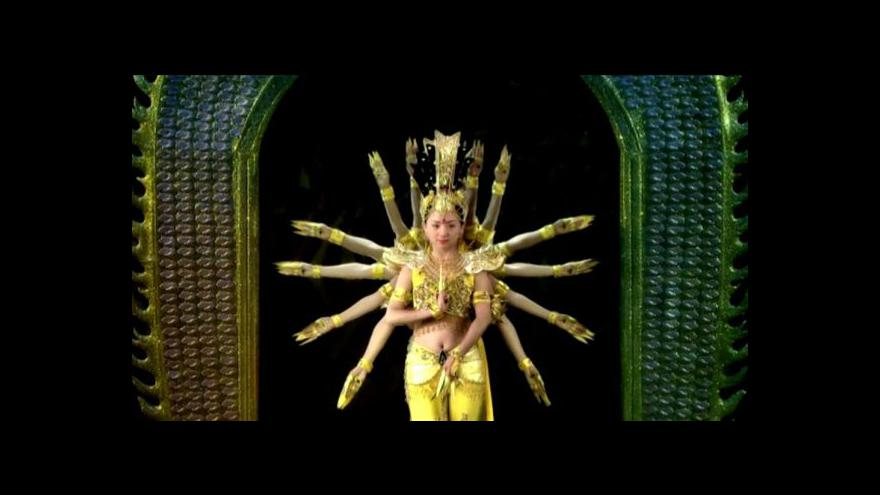 Video Umělecký soubor handicapovaných je v Číně výjimkou