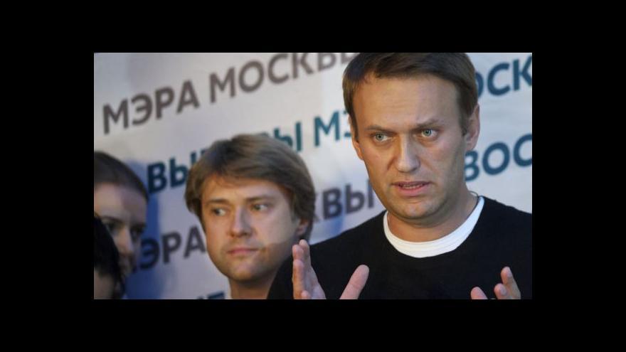 Video HORIZONT: Podmínka pro Navalného