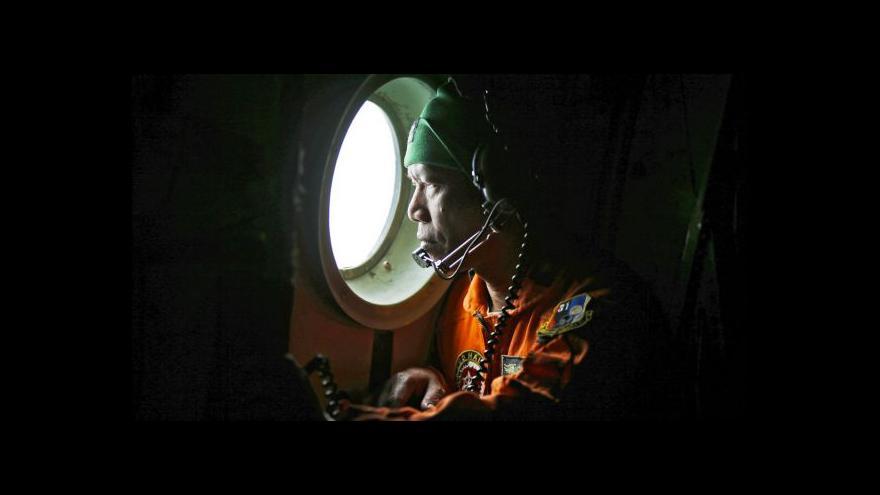 Video Trosky nalezli blízko odhadovaného místa pádu