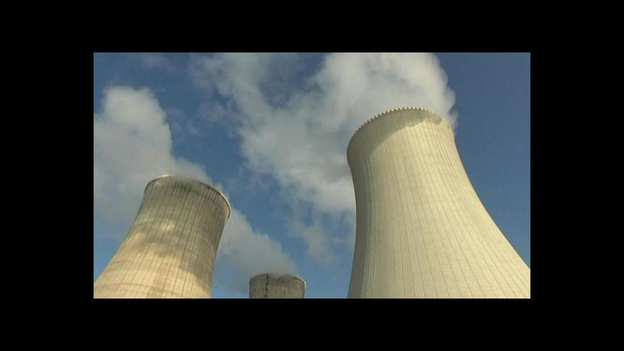 Video Elektřina ze slovenských jaderných elektráren půjde na export