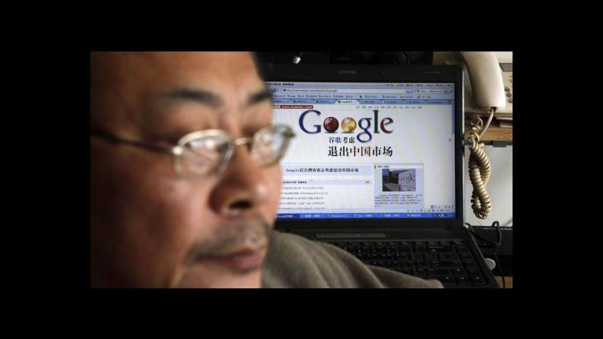 Video Slížek: Lidé v Číně mají přístup na Gmail jen díky speciálním sítím