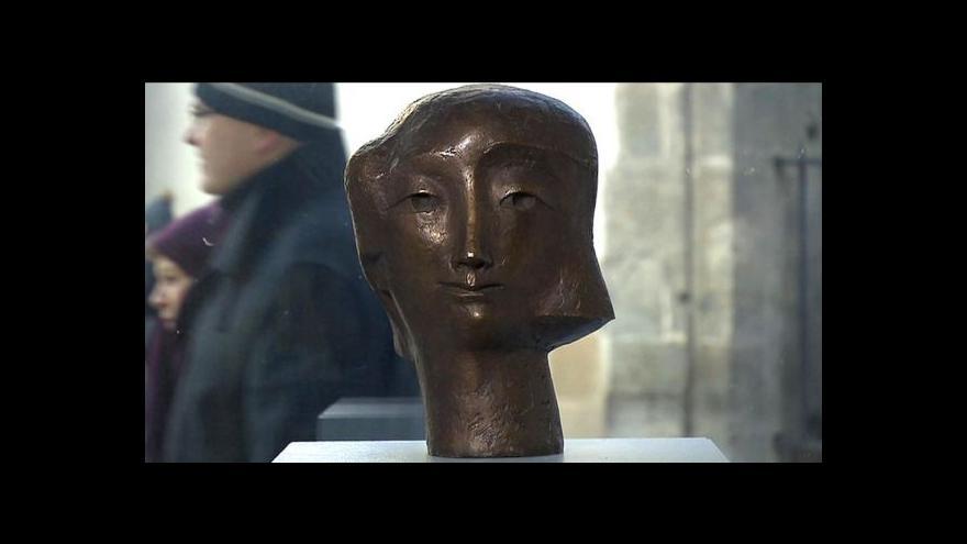 Video Výstava připomíná sochaře Miloslava Chlupáče