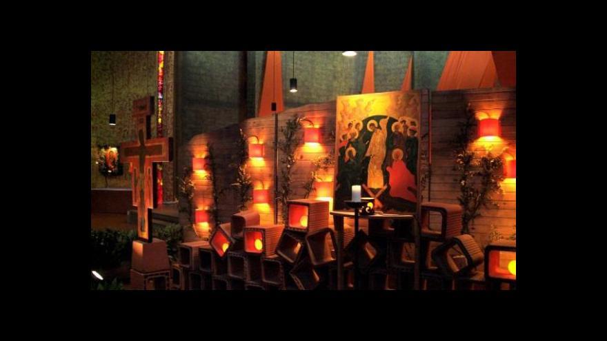 Video Bratr Wojtek: Na modlitby je zván každý