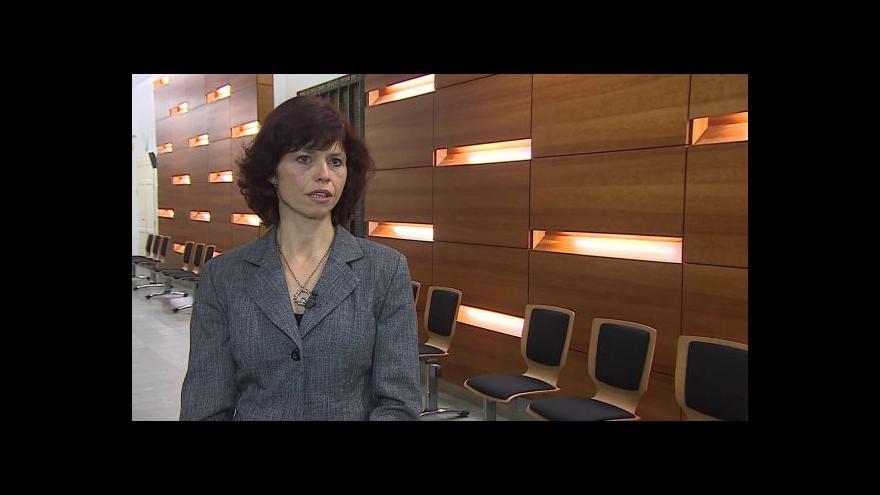 Video O kauze hovoří prezidentka Soudcovské unie Daniela Zemanová