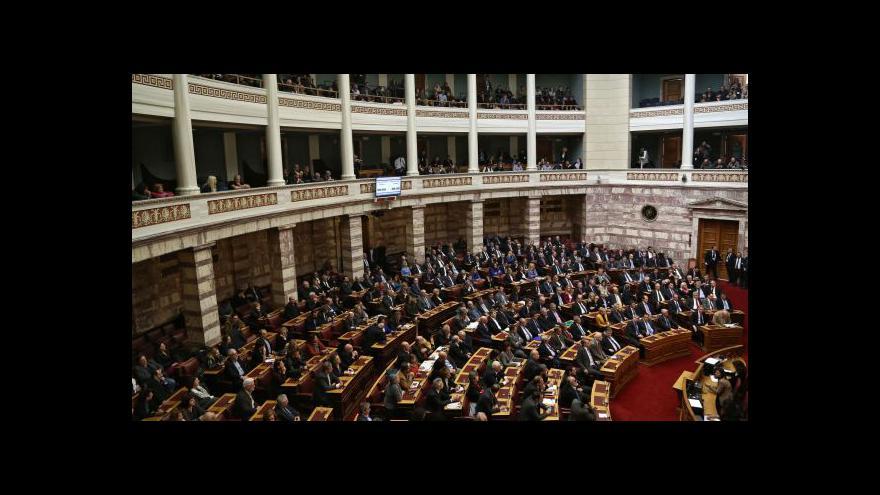 Video Řečtí zákonodárci nezvolili nového prezidenta