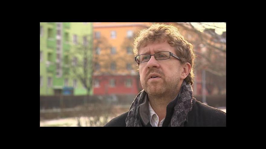 Video O nádraží hovoří náměstek primátora Martin Ander (SZ)